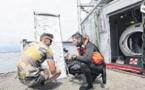 Experts du déminage sous-marin