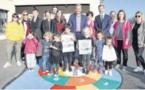 A quarta d'EcoScola ufficialisata in scola materna