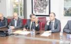 """Tempête Adrian : """"mobilisation"""" de la collectivité de Corse"""