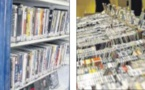 Des DVD et CD bons pour le recyclage