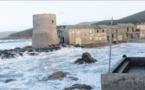 La tempête de vent est passée mais la Corse a bien résisté