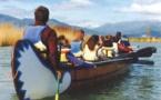 Découverte des zones humides de Corse en pirogue, une manière originale et écolo pour sensibiliser tous les publics au fil de l'eau ...
