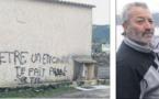 Galeria : Jean-Marie Dominici visé par un tag insultant