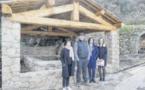 Le patrimoine vernaculaire restauré dans les villages