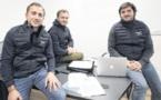 Le navire du futur à l'étude pour Corsican Blue Project