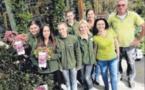 Une semaine du jardinage très fréquentée par les juniors