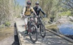 Le PETR inaugure son 1er ouvrage de sa future voie verte cyclable
