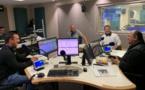 « Nos animateurs du débroussaillement, invités de l'émission « LES EXPERTS » animée par Jean-Pierre Acquaviva sur RCFM, mardi 21 mai. »