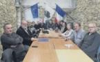 Revue de projets et de difficultés avec les maires de montagne