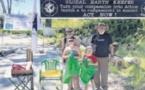 Cinquante personnes ont nettoyé la plage de Calzarellu