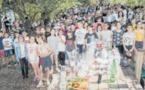 Deux cents écoliers fêtent l'environnement