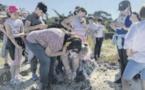 Des élèves impliqués pour préserver le littoral