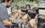 Des enfants sensibilisés aux richesses du milieu marin