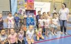 """Les trophées """"Ecoscola"""" décernés au complexe sportif"""