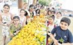 """Un jour, """"un village"""" de l'agriculture au coeur de Lupino"""