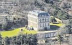 Le château de la Punta se dévoile pour la première fois
