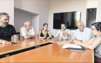 Énergie, futur port de Bastia Corsica Libera défend ses choix