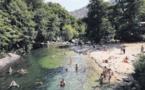 Des générations de Cortenais ont appris à nager à Baliri