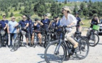A Traversata Maiò, un itinéraire pour parcourir la Corse à vélo
