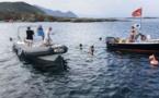 Pollution dans le Cap Corse : une association s'attaque aux encombrants jetés à la mer