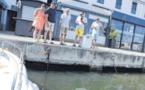 Le bassin du port de Toga victime d'épisodes de pollution