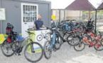 Å vélo électrique à travers la ville et la vallée de la Restonica