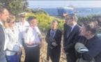 Elisabeth Borne veut des mesures plus strictes dans le canal de Corse