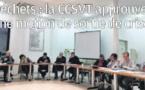 Déchets :  la CCSVT approuve une motion de sortie de crise