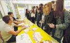 Journée de sensibilisation au lycée agricole de Borgo