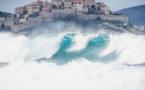 La Corse isolée par la tempête
