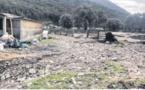 Vicu-Saone, route coupée et centre équestre évacué