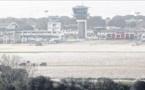 Eau et vent gèlent les transports l'aéroport d'Ajaccio à l'arrêt