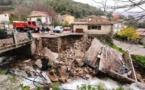 Tempête Fabien : les pompiers de Corse-du-Sud ont reçu 1 477 appels ce week-end