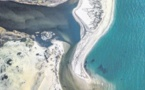 Les différents visages au gré des saisons de l'embouchure de Capu Lauroso
