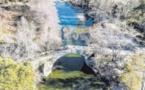 Le pont génois toujours debout
