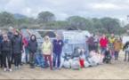 Opération bordu pulitu pour Initiatives Océanes
