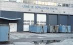 Le casse-tête du traitement des boues de l'usine de dépollution