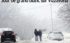 Jour de grand blanc sur Vizzavona