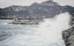 La tempête Gloria souffle sur la baie