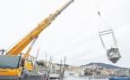 Le port Tino-Rossi à l'heure du grand carénage