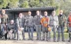 Jeunes et anciens chasseurs partagent leur passion