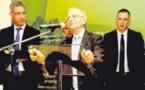 Le professeur Axel Kahn inaugure a Casa di e scenze
