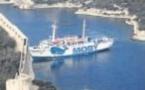 L'interruption de la liaison Corse-Sardaigne inquiète