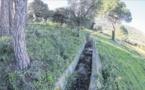 L'OEHC volera-t-il au secours du canal d'eau de la Figarella ?