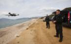 Le littoral insulaire sous surveillance des gendarmes