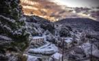 LIVIA  L'Alta Rocca sous la neige
