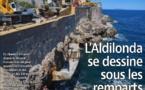 L'Aldilonda se dessine sous les remparts