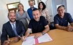 LAVATOGGIO   Une signature de convention pour restaurer l'église du village