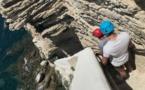 BUNIFAZIU L'escalier du Roy d'Aragon, sécurisé, rouvre au public
