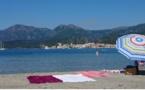 Opération nettoyage ce vendredi sur la plage la Roya de Saint-Florent